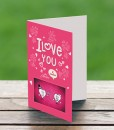 Augmented Reality Greeting Card LO003-5