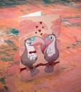 Love Greeting Card D002-4
