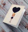 Love Greeting Card M006-3