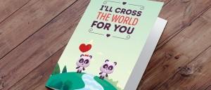Cross the world