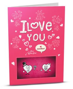 Love Greeting Card LO003-1