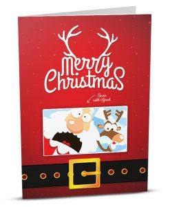 Christmas Greeting Card MC002-1