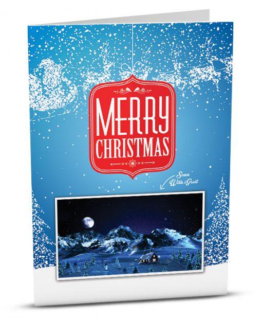 Christmas Greeting Card MC003-1