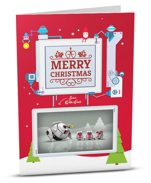 Christmas Greeting Card MC007-1