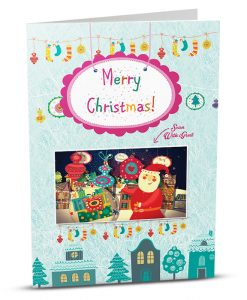 Christmas Greeting Card MC006-1