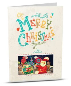 Christmas Greeting Card MC004-1