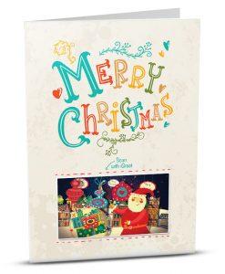 Christmas Greeting Card MC004-1