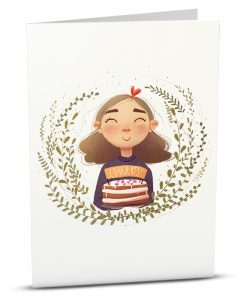 Congratulations Greeting Card M005-1