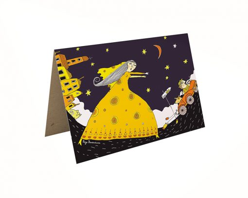 Wedding Greeting Card P002-1